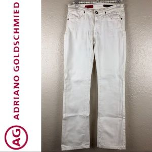 Last chance ADRIANO GOLDSCHMIED White Jeans